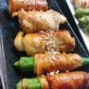 【手抜きに見えない彼ウケ飯】時短な晩御飯レシピVol.1「豚肉と野菜ピリ辛包み照り焼き」