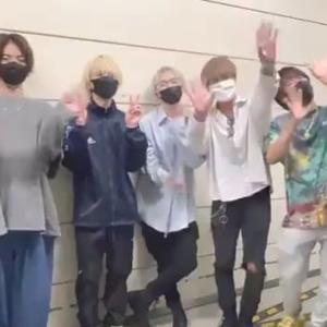 【09/21】楽遊BOYSフェス@新宿ReNY ライブ後コメント