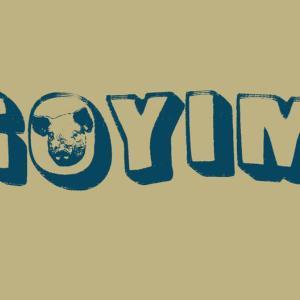 【GOYIM(ゴイム)】Tシャツ始めました