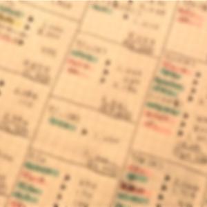 家計簿って書けば書くほど凹む