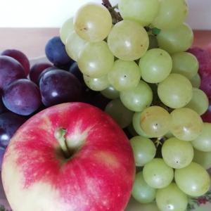 転ばぬ先の食養生 ~夏の疲れには葡萄をどうぞ~