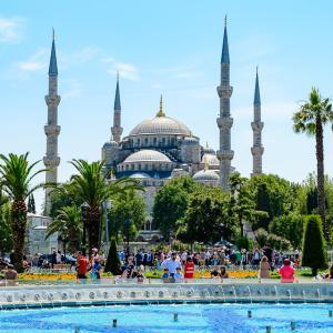 【イスタンブール旅行記】モスク・宮殿... アヤソフィア,ブルーモスク,地下宮殿,トプカプ宮殿,ガラタ塔