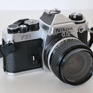 【祝・ニコン Z fc発売】改めてFE2を振り返る... MFフィルムカメラも楽しいですぞ