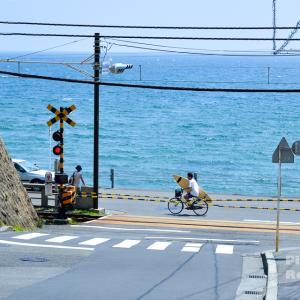 【江ノ電】江ノ島電鉄 一日乗り放題券で巡る夏の湘南