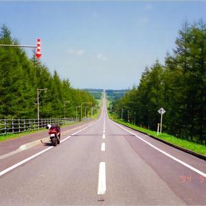 【昔のツーリング】カワサキ ZZR1100で旅した'90年代の北海道