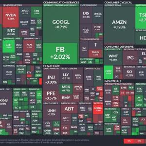 【9月24日】米国株市場の株価情報_ナイキ大暴落の理由