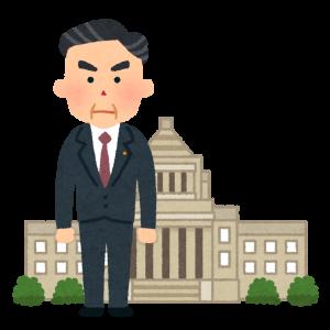 菅総理退陣表明により株価上昇