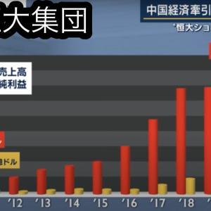 【わかりやすく】 中国恒大集団デフォルトの可能性や株価の行方