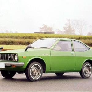 愛車遍歴のような・・・最初に買った車