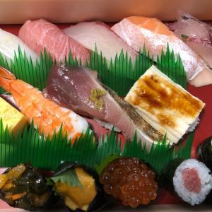 お寿司とダイエット