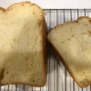 低糖質パンが焼き上がりました