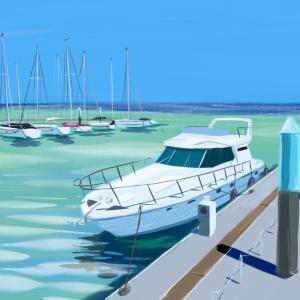 レンタルボートで東京湾のクルージング体験!~ついに小型船舶二級免許を活用~