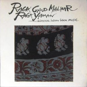 K.C.PAND/Raga Gaud Malhar Raga Yaman 立花隆 [LP/'85年]