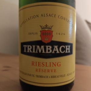 リースリングの代名詞「トリンバック」2019年ヴィンテージを飲んでみた!