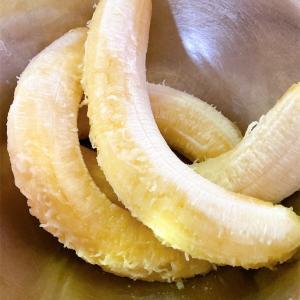 砂糖不使用のプロテインチョコバナナアイス