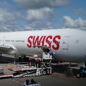 またスイスです…
