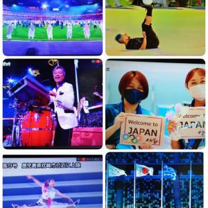 『東京オリンピック2020』閉会式♬素晴らしいパフォーマンス♫