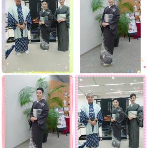 ★『日本染織紀行イベント』の皆様★