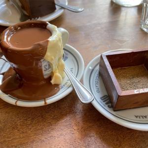 【チョコ好き必見ドリンク】SAID DAL 1923 でチョコレートだくだくにしてもらいました。