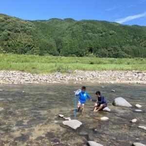 福岡の川や海や公園で子供と水遊びができる場所一覧
