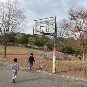 福岡でバスケットゴールのある広い公園一覧
