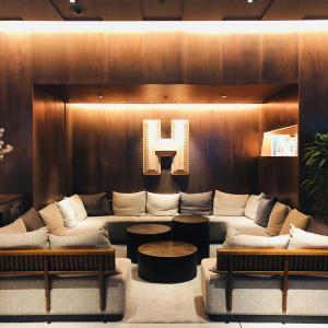 植物に囲まれたテラスのあるHamacho hotelが、おしゃれで素敵でした!宿泊レポート