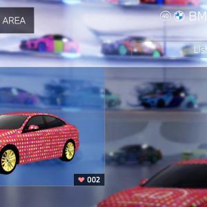 BMW ARENAのコレクションで「いいね♥」を押す方法をご紹介♪みんなでいいね仕合ましょぉ〜