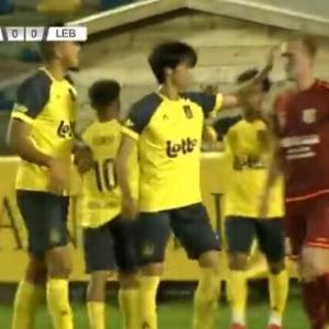【動画】サンジロワーズ三笘薫、ベルギー杯5回戦で移籍後初ゴール!