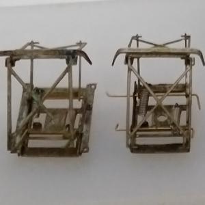 日立の鉱山電車の模型 ~ 20t電機編(8)
