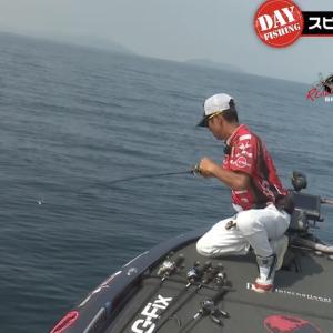 スピンベイト80で琵琶湖を攻略