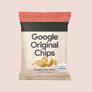 あのGoogleがまさかのポテトチップ事業に参入?
