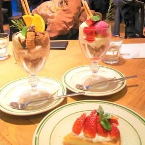 東京:新宿【大人カフェ!ローズマリーズ(ROSEMARY'S)バスタ新宿】おしゃれカフェ巡り散歩