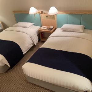 【宿泊記】パレスホテル 立川