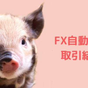 【FX取引結果】2021年8月の損益は+417,050円でした