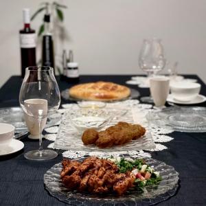 アラブ料理でアラビアンナイト♪