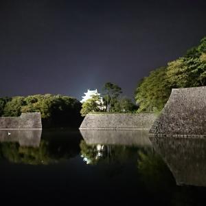 旅ラン、出張ラン 【愛知県】ランナー聖地? 夜の名古屋城&名城公園ランニング