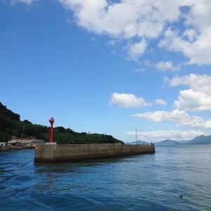 ◆青物を狙ってライトショアジギング、下関の六連島で釣り!