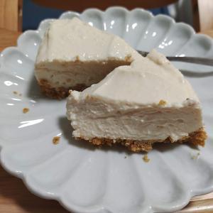 ga・raギリシャヨーグルト|レアチーズ風ケーキ