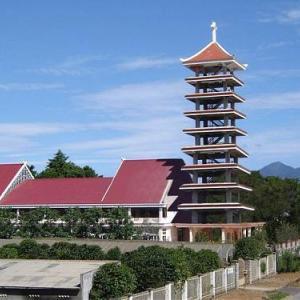 ラムドン省ダラット ティエンラム教会|Nhà Thờ Giáo Xứ Thiện Lâm
