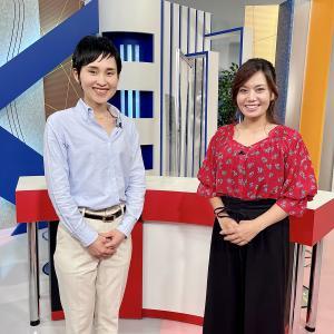 みんなのテレビ(仙台CAT-V)出演のお知らせ