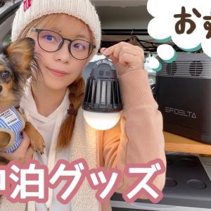 【車中泊グッズ】軽自動車で旅するなら持っておきたいギア紹介!