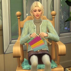 動物の服を手編みしよう@Cottage Living