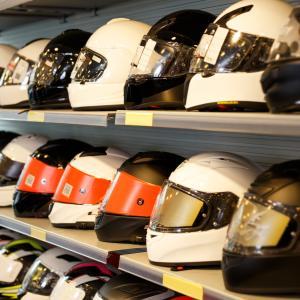 バイクで日本一周を想定したヘルメットの選び方