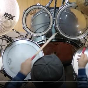 YouTube 天城越え(石川さゆり)-ドラムの演奏