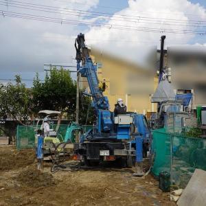●地盤改良工事