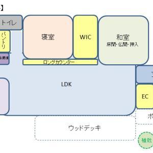 ■間取り3~LDKをL型に~