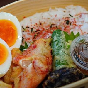 【お弁当作り】カニカマの天ぷらなら難易度が低いかもしれない