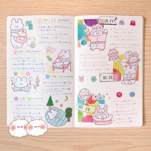今日あったいいこと3つを書いてみるノート。