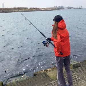 船釣り 釣りガール 少ない