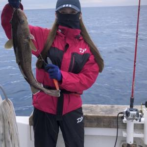 ヒラメ釣り 積丹 釣果 2021.09.21